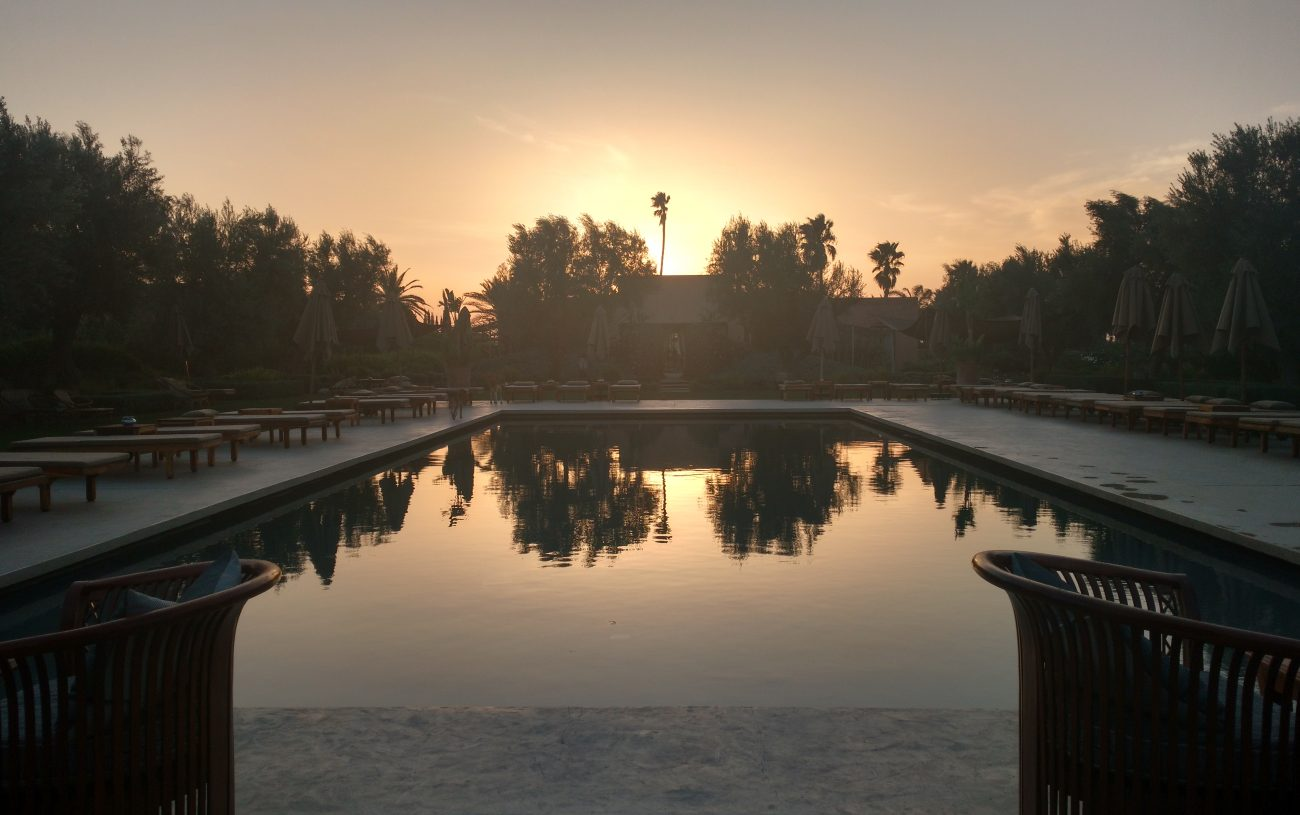 The Source Marrakech hotel