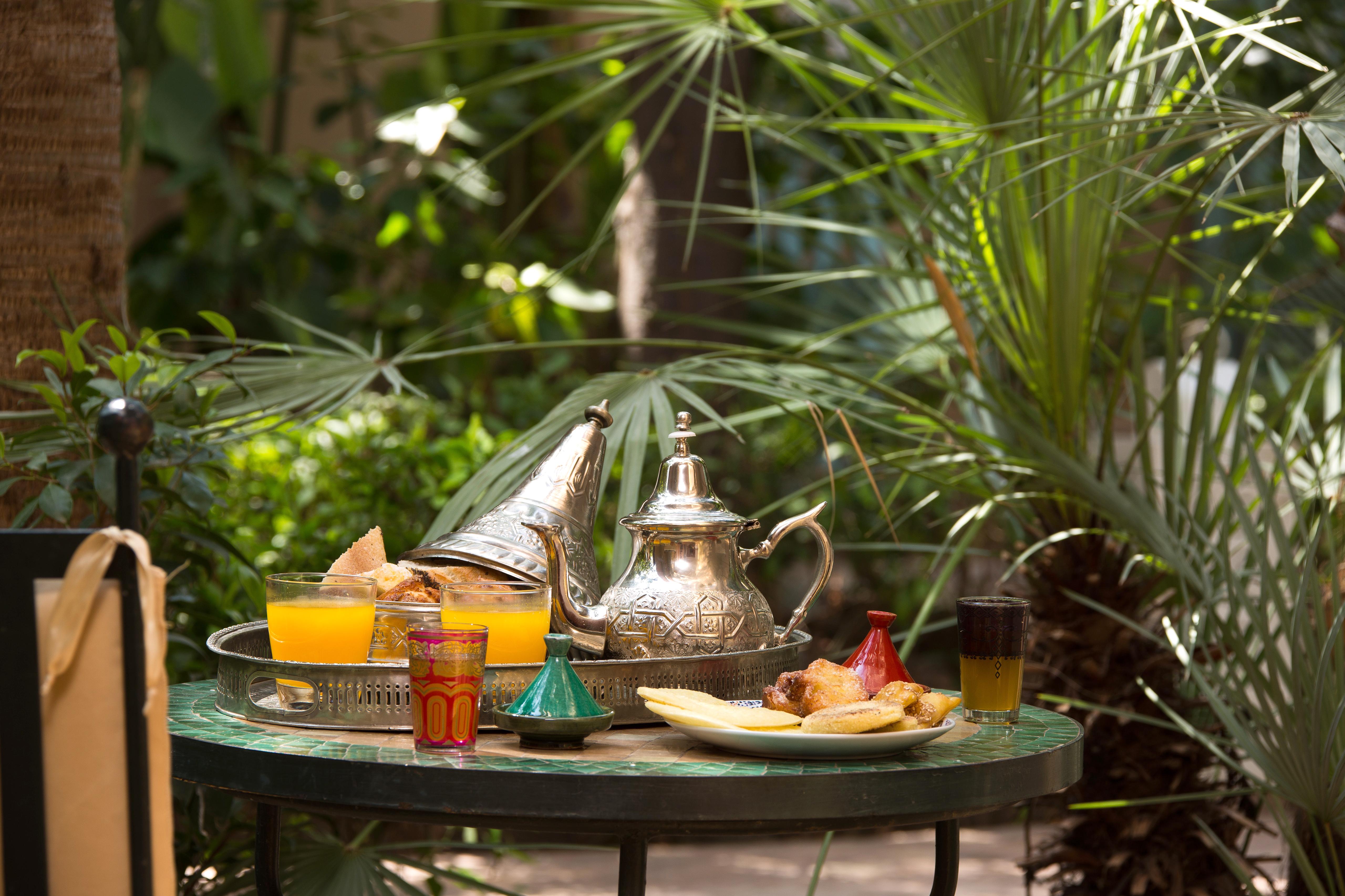 Jardins de la Médina Marrakech bon plan