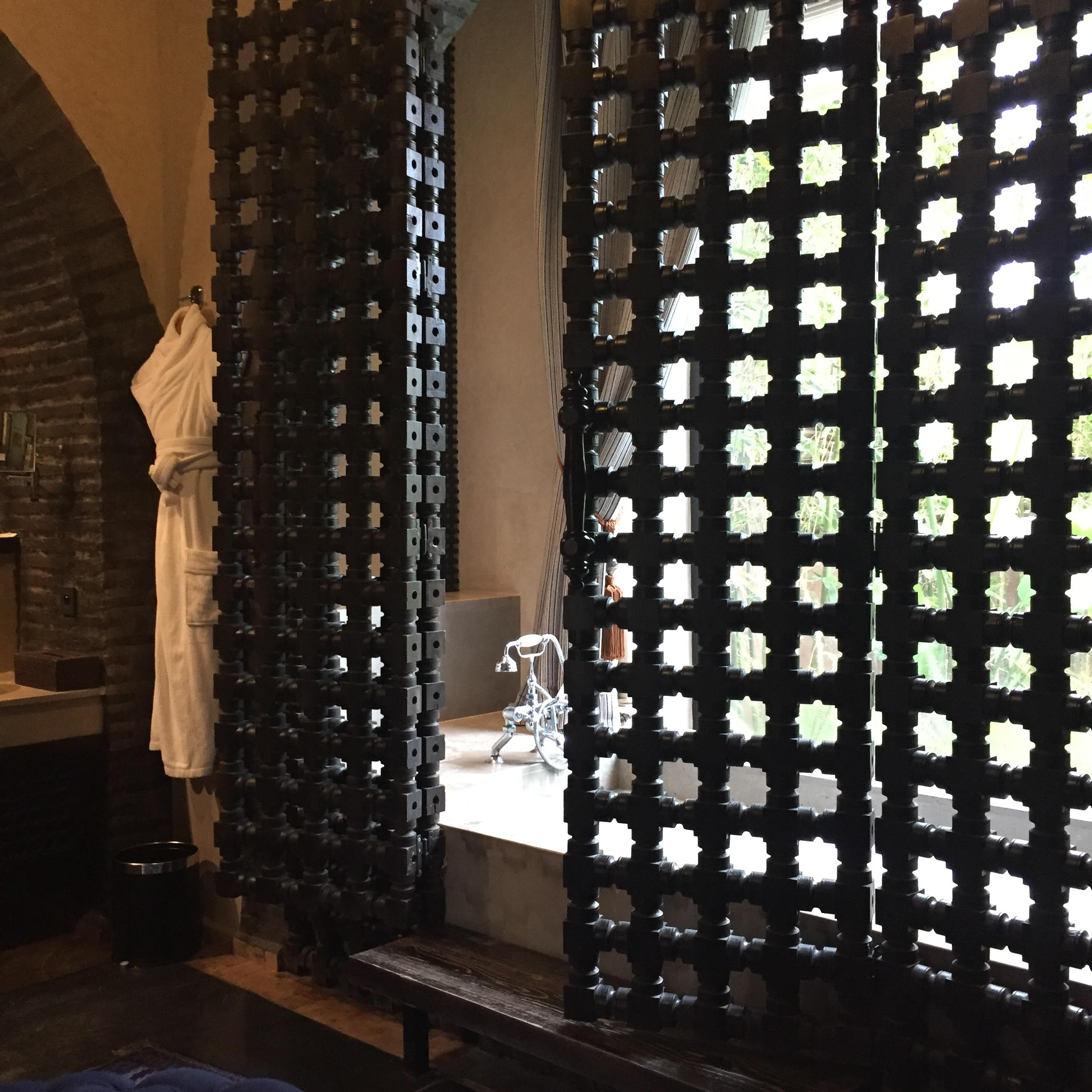 The source hotel Marrakech chambre