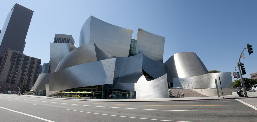 Visite Los Angeles Walt  Disney Concert hall