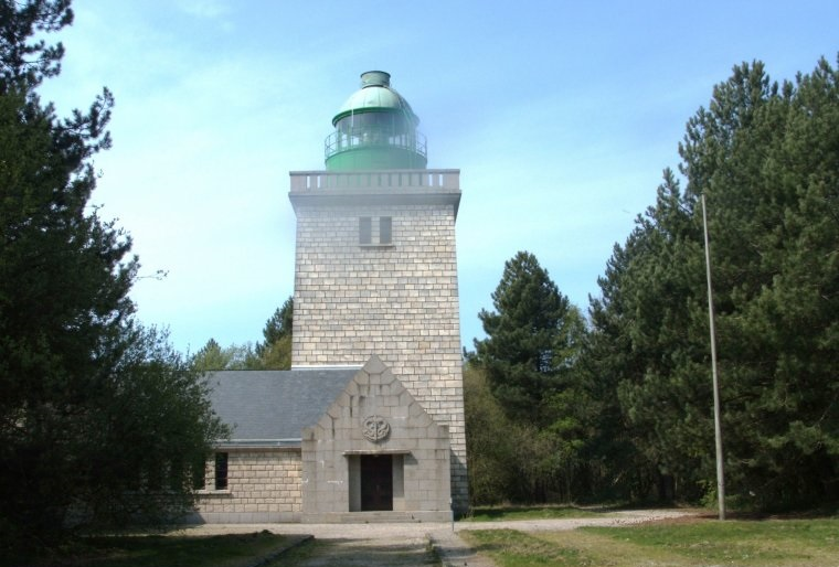 Normandie phare de Varengeville