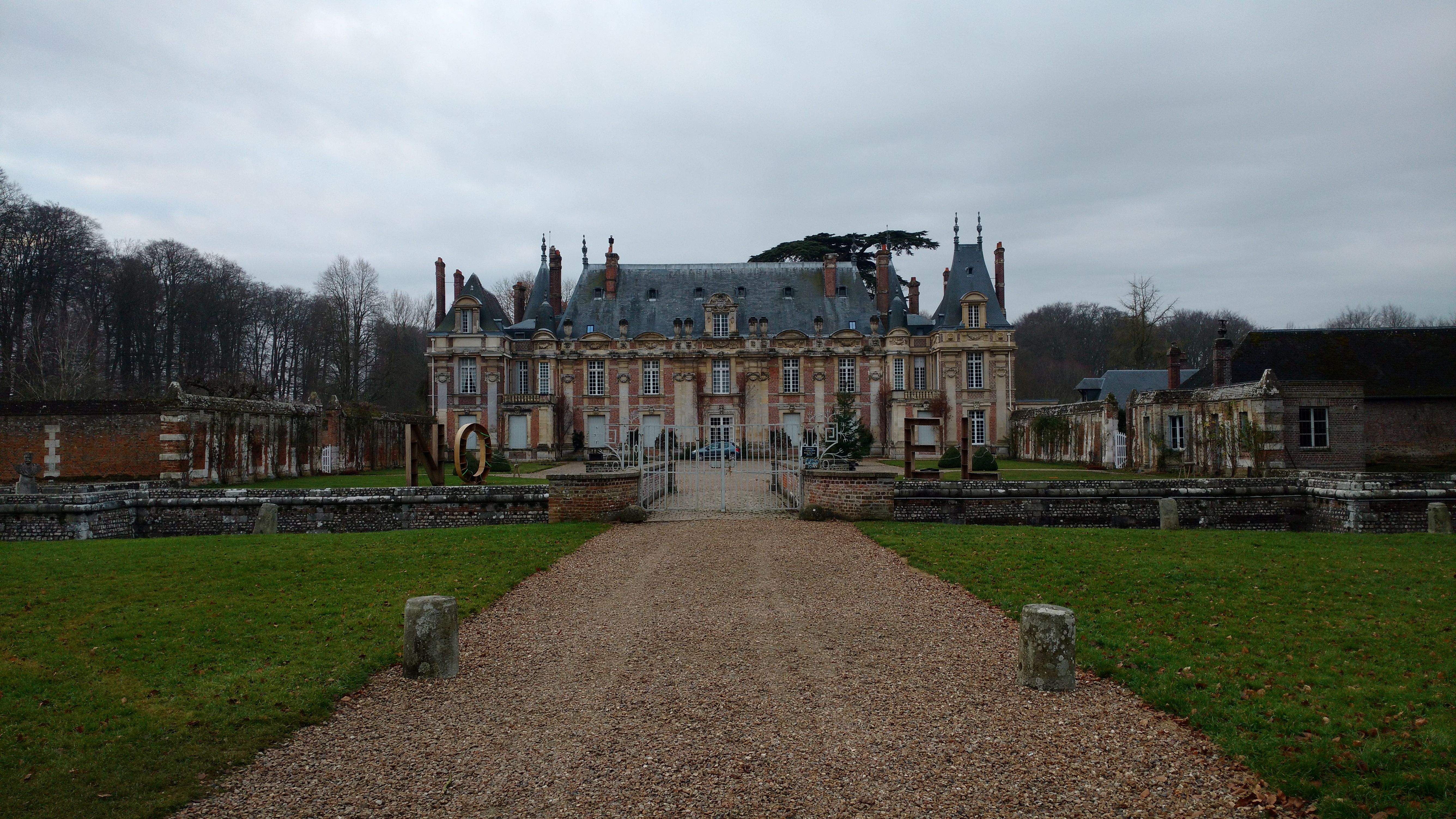 Chateau-Miromesnil-Normandie