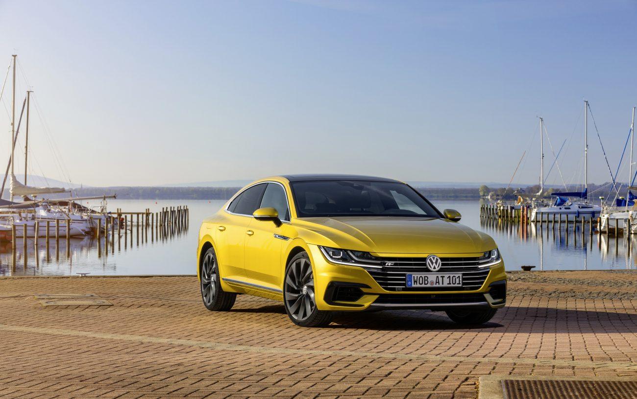 Volkswagen Arteon : Test Auto Sur Les Routes Du Sud !
