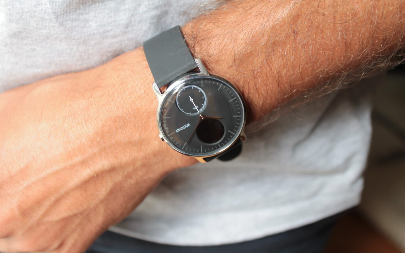 Mon test de la Montre Connectée Withings Steel HR