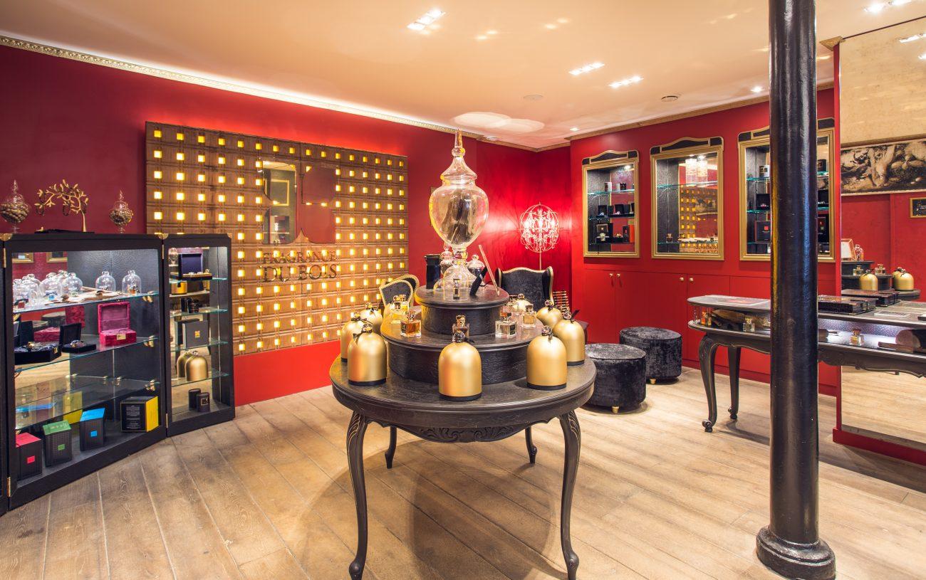 La boutique de parfums rares JOVOY inaugure une boutique à Londres