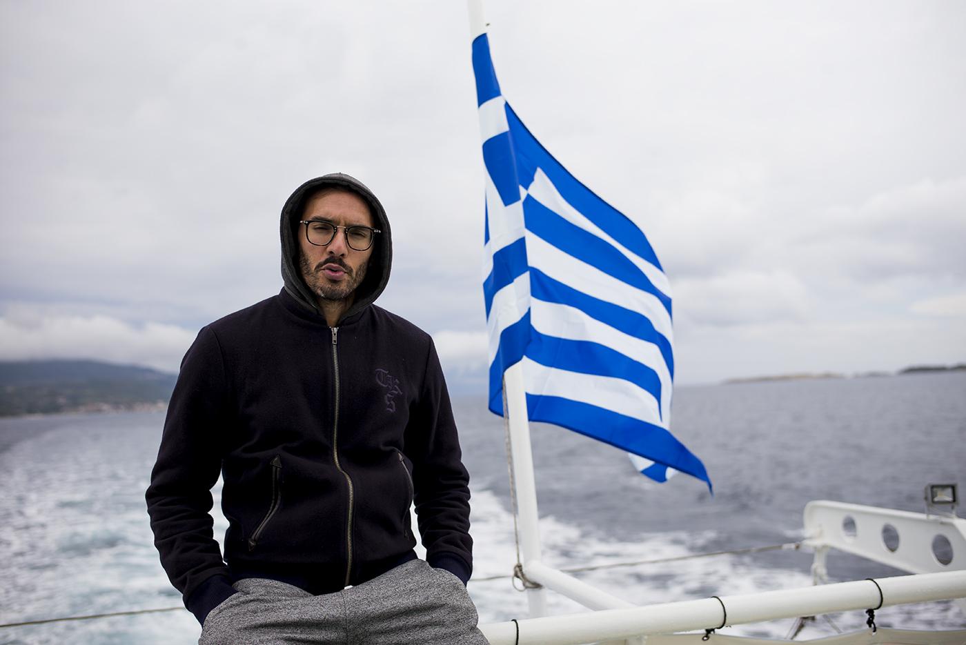 Article Mont Athos Journée Pyjama