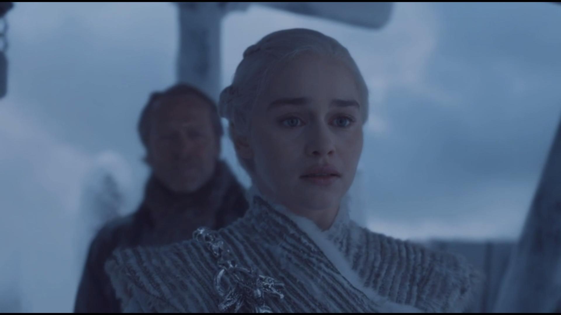 Daenerys à Eastwatch