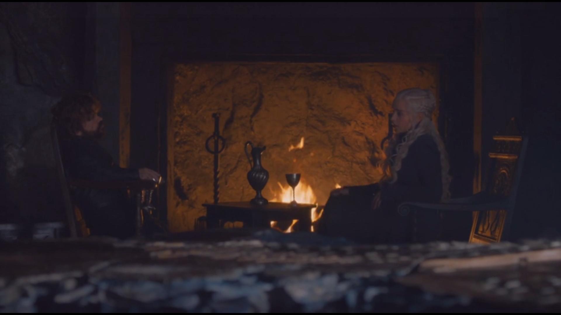 Embrouille sur les Tarlys brûlés S06E07