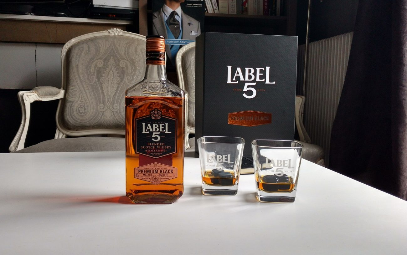 Premium Black Label 5