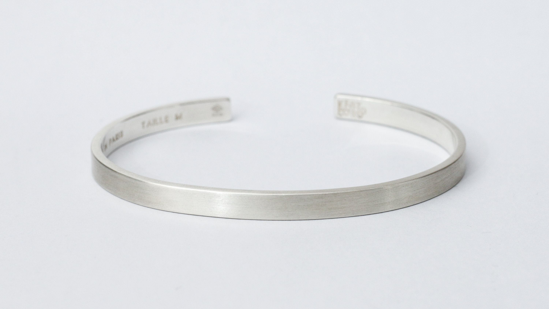 bracelet en argent very good lord