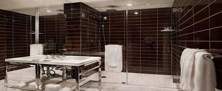 Salle de bain du AKA Sutton Place