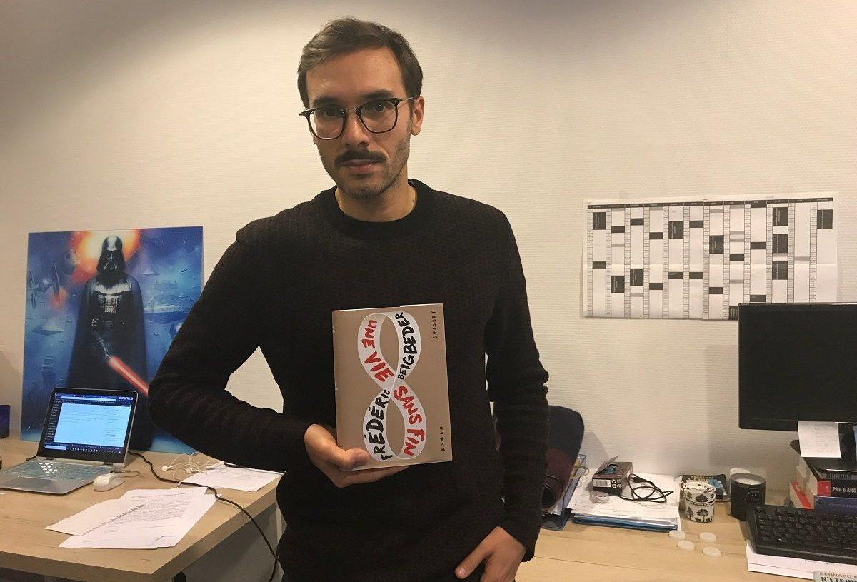 """Que vaut """"Une Vie Sans Fin"""" de Frédéric Beigbeder ?"""
