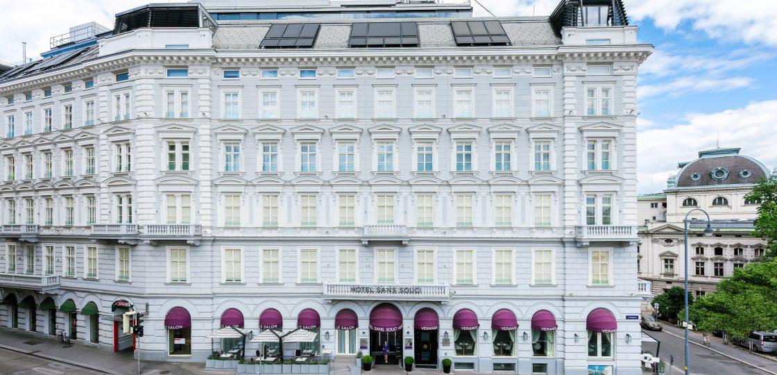 Hôtel Sans Souci Vienne
