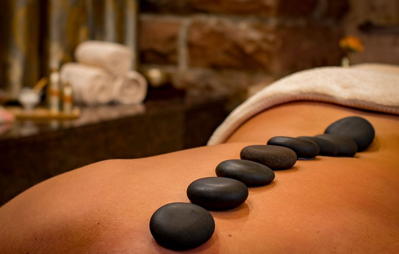 Comptoir de l'homme massage