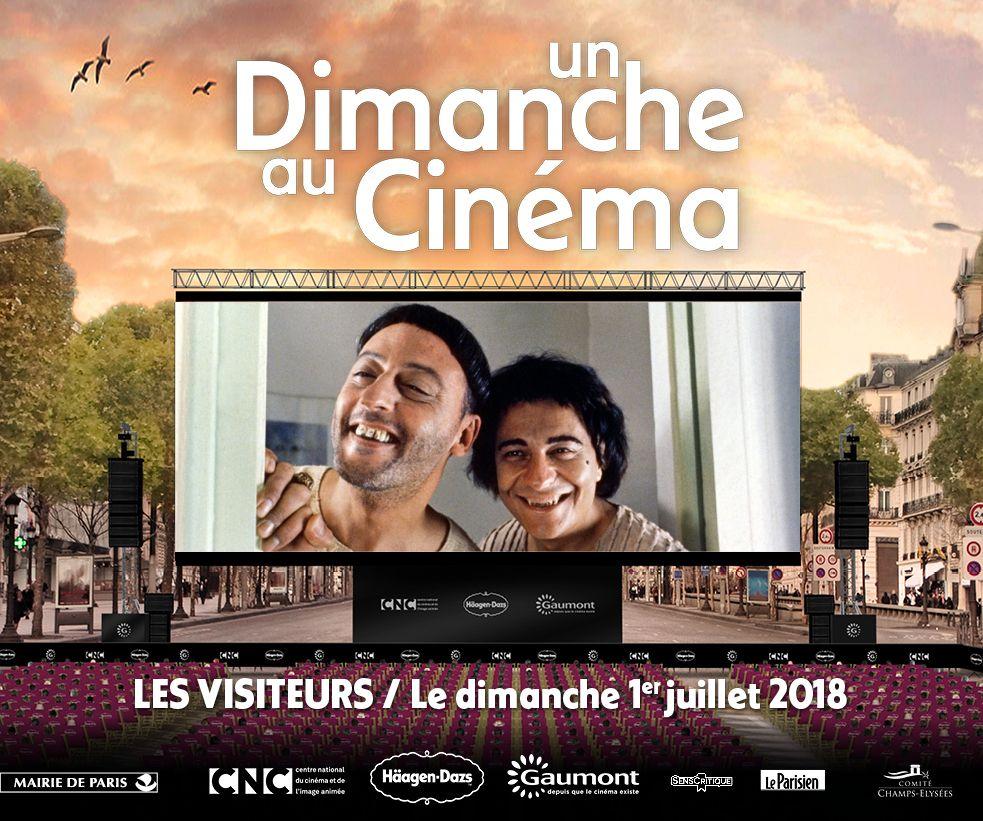 cinéma les Visiteurs Champs Elysées