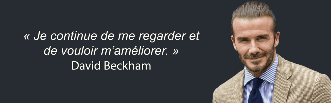 citation football david beckham
