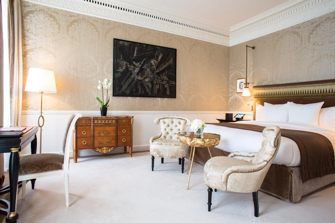La Réserve Paris – Hôtel and Spa Elu Meilleur Hôtel de Paris !