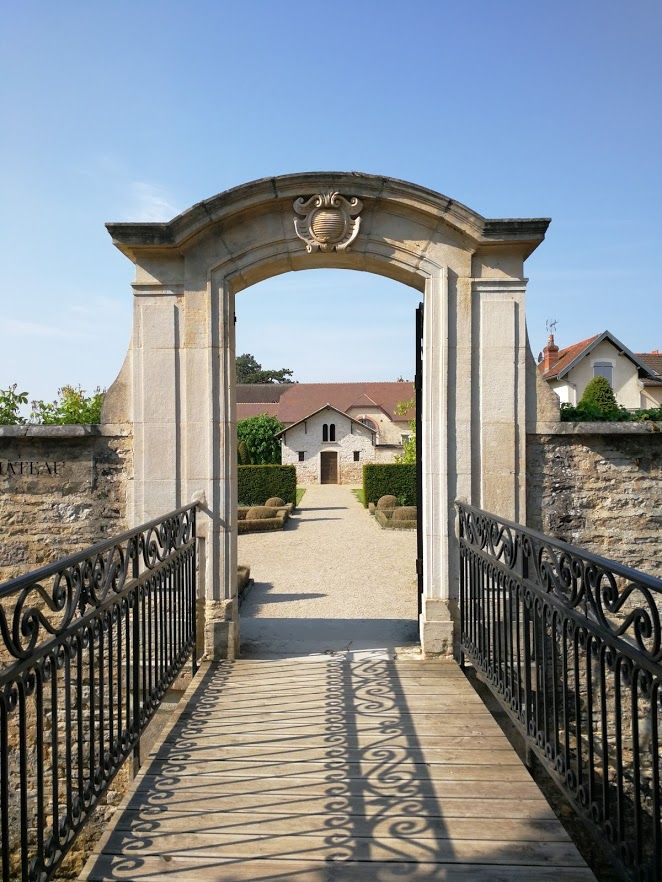 pommard château bourgogne