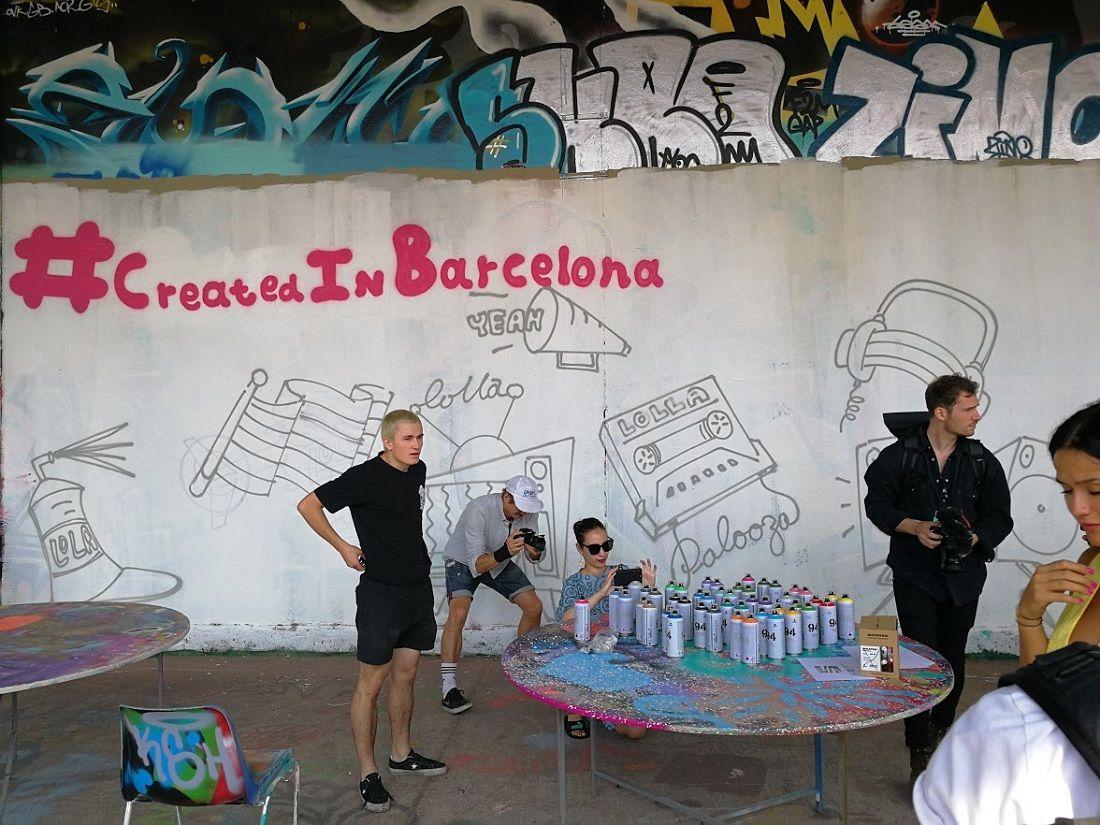 Mur avant création originale street art