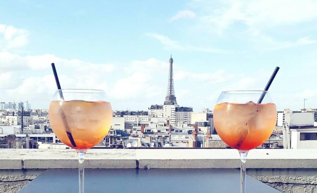 10 Terrasses et Rooftops Pour Survivre Cet Eté à Paris