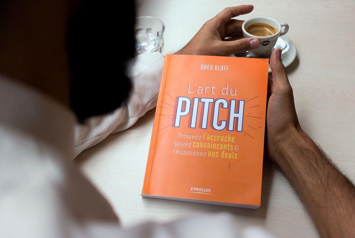 « L'Art du Pitch » de Oren Klaff : Comment Convaincre Comme Un Pro !