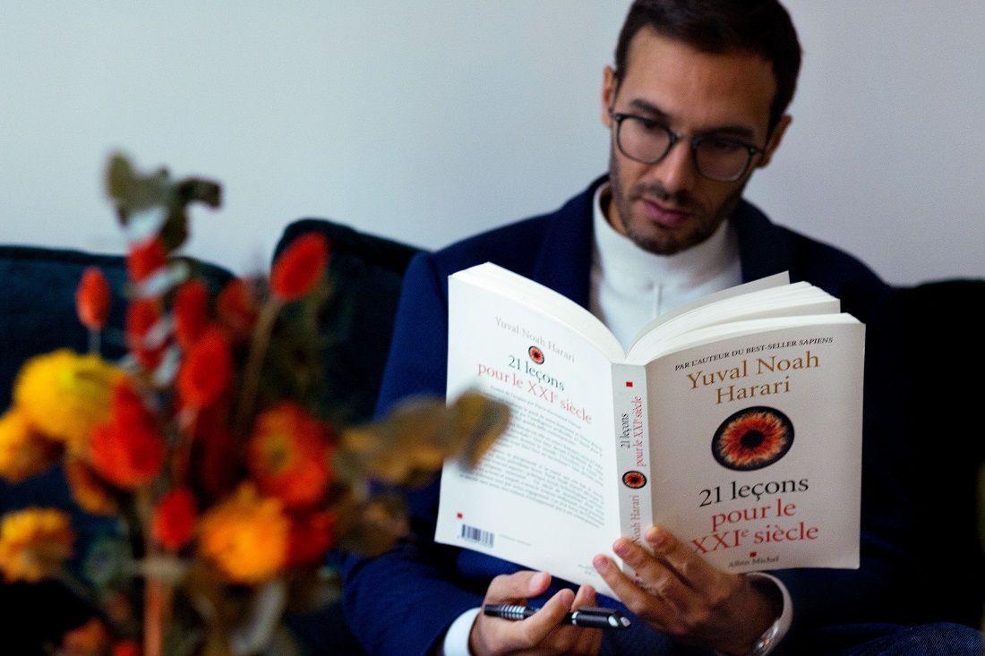 Yuval Noah Harari 21 leçons pour le XXIème siècle