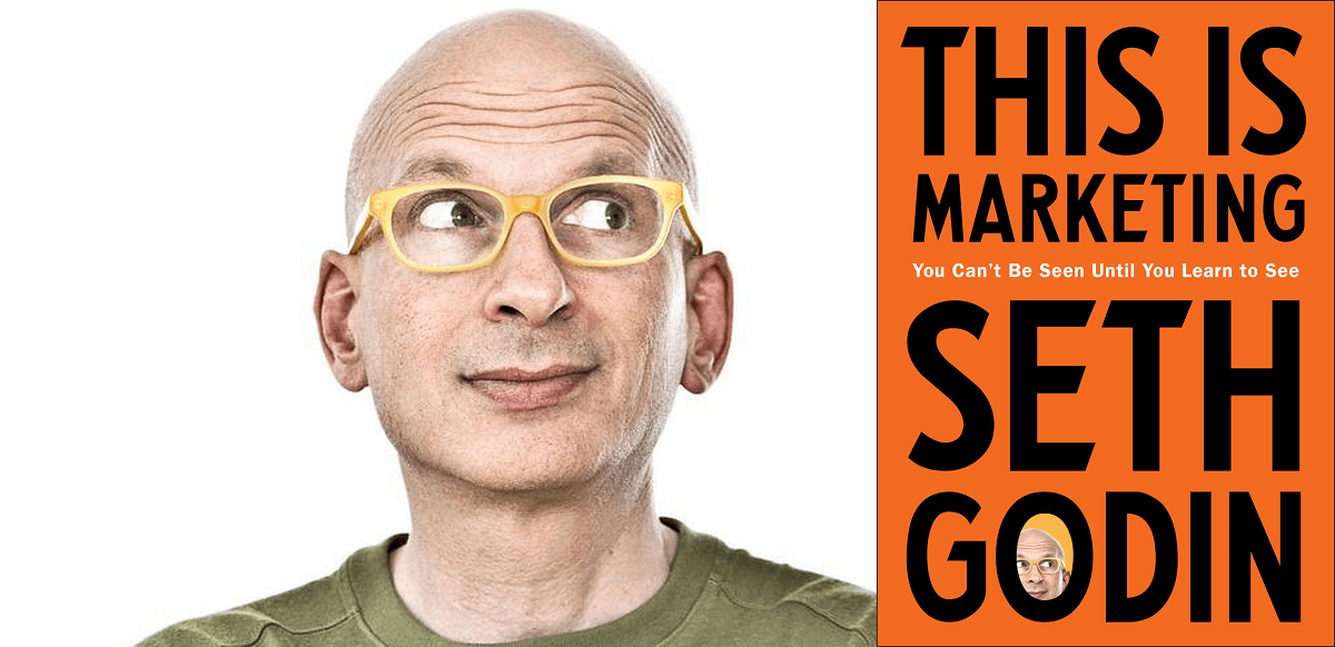 this is marketing Seth Godin