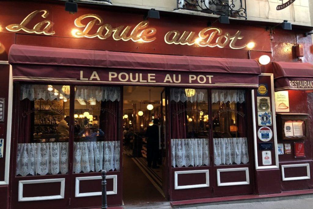 Poule-a-Pot