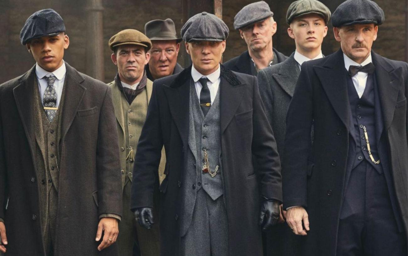 7 séries Netflix pour Hommes