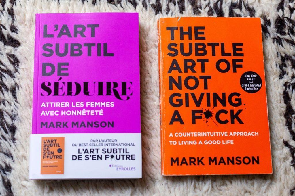 L'art subtil de séduire les femmes de Mark Manson
