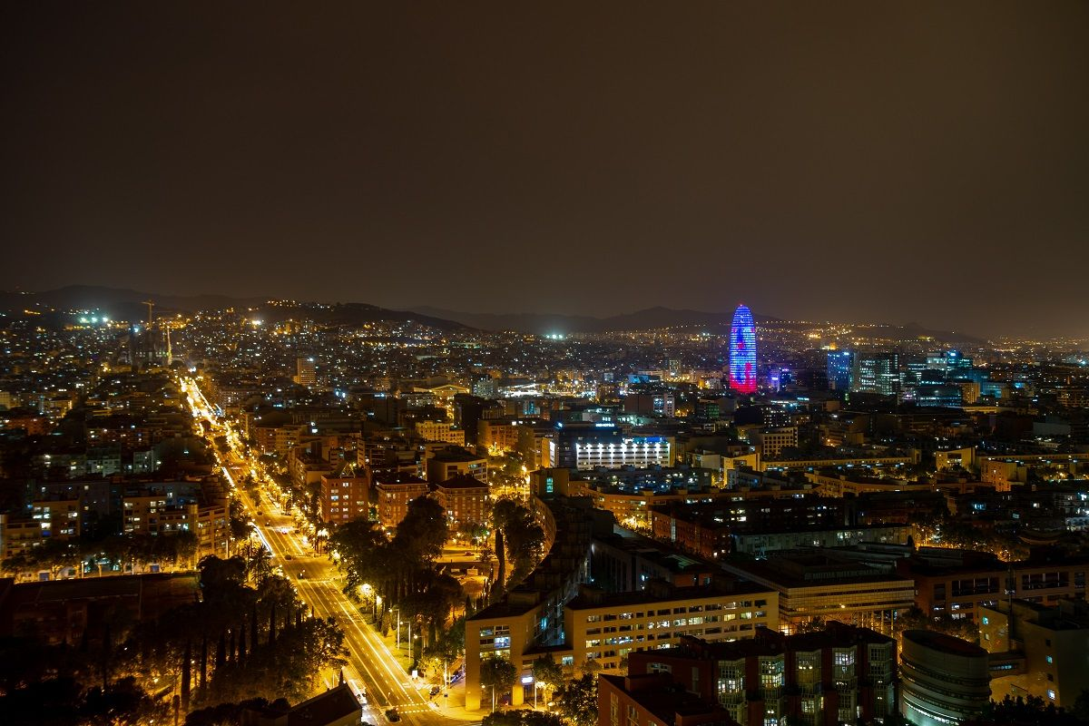 nouvel an barcelone