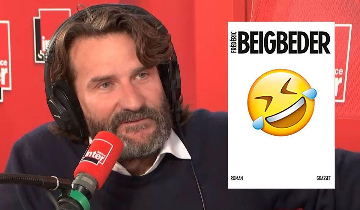 L'homme qui pleure de rire Beigbeder