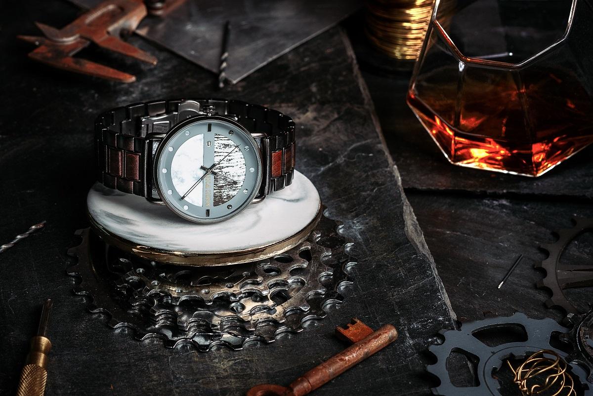 La montre en bois Nordic Wood, l'accessoire mode de l'année ?