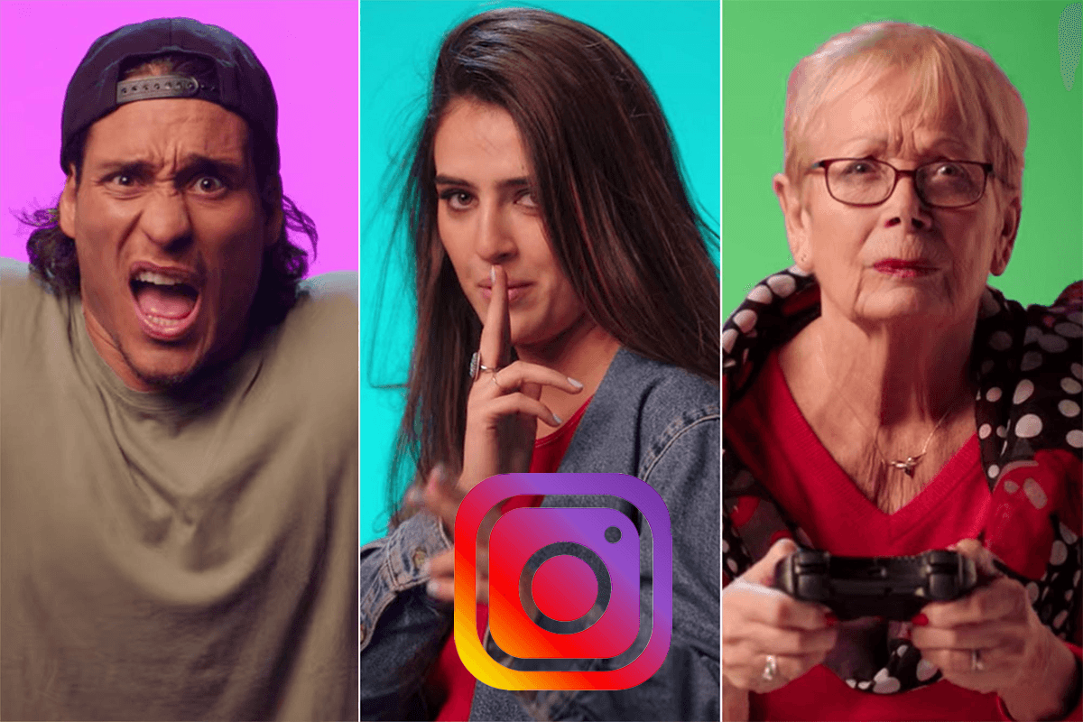 comptes instagram candidats The Circle France