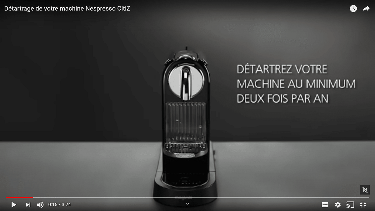 Tuto Ma machine Nespresso vibre et fait trop de bruit : que faire ?