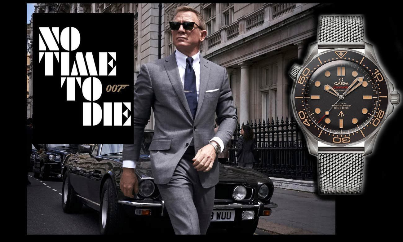 montre james bond