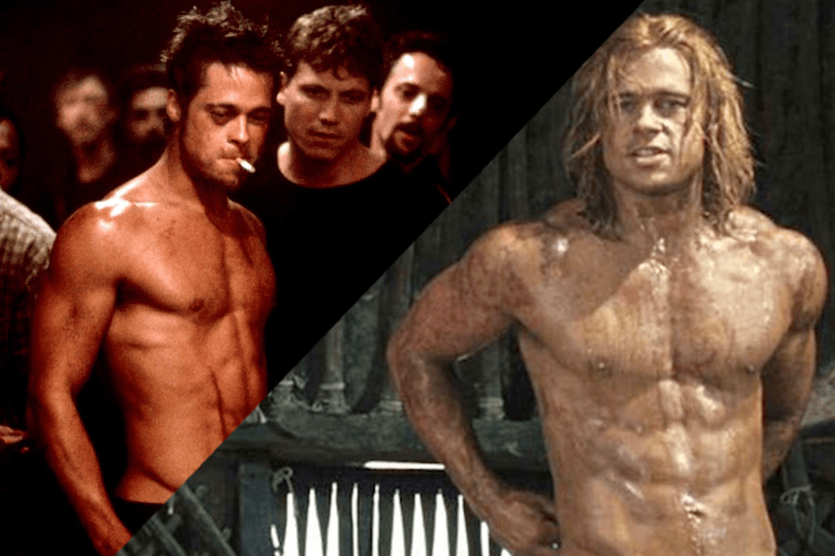 séduire à 56 ans Brad Pitt