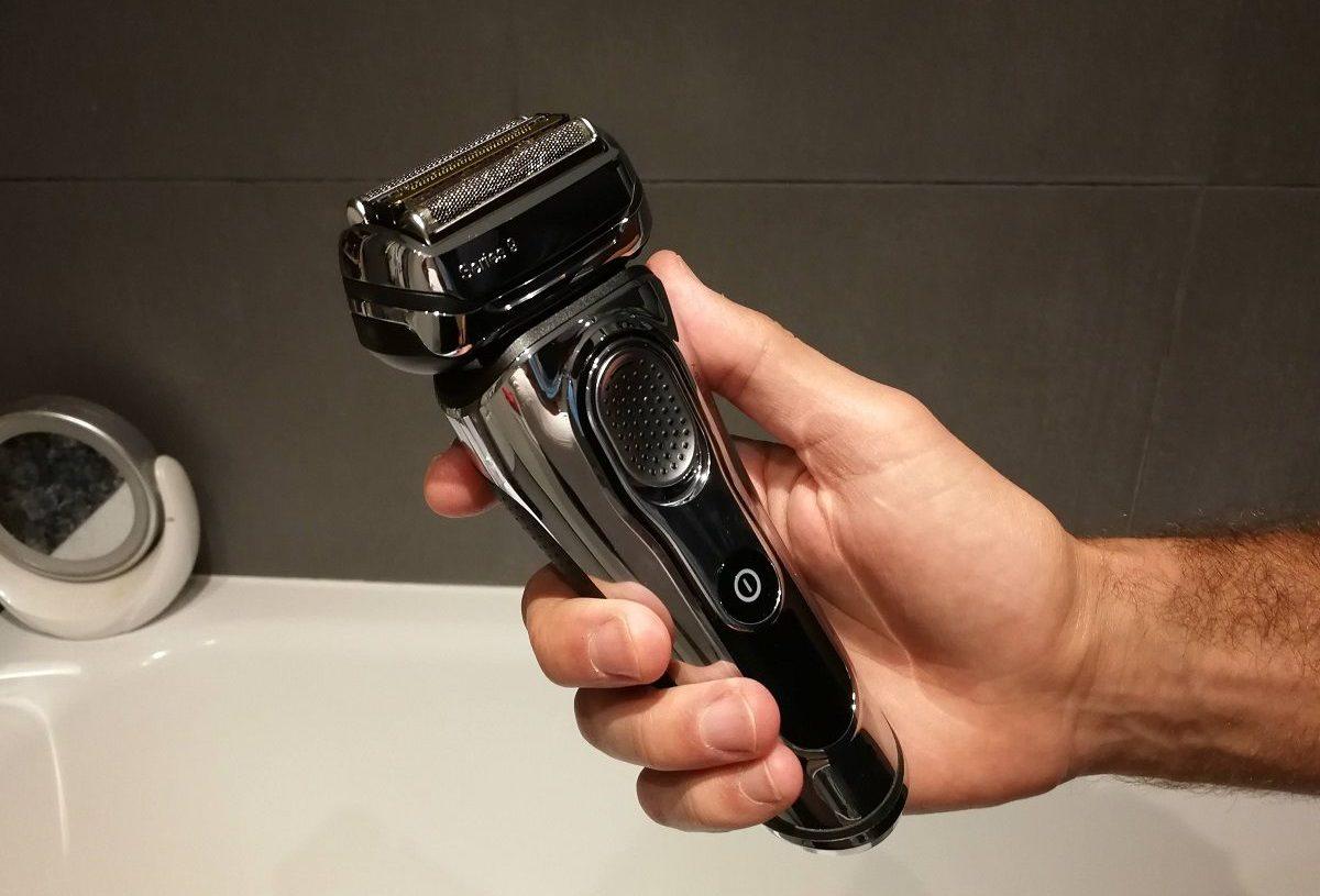 BRAUN series 9 : le meilleur rasoir électrique au monde ?