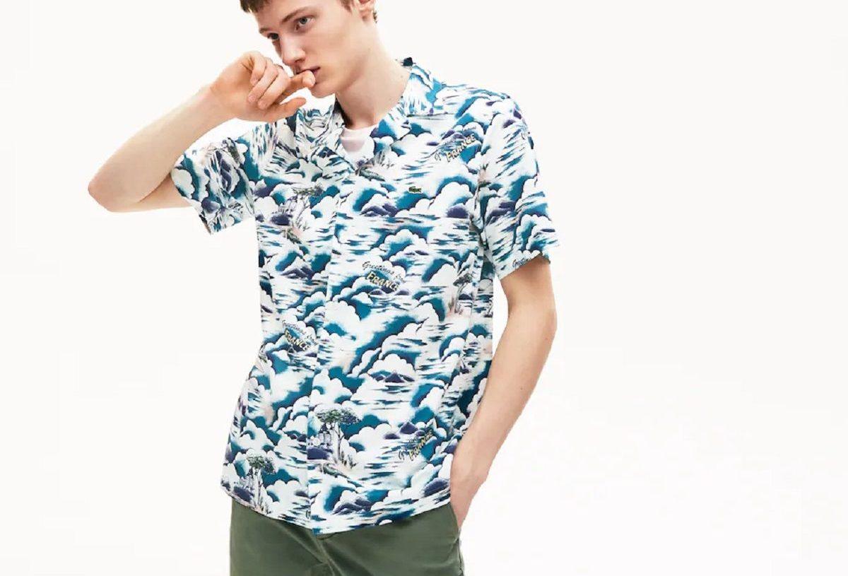 10 belles chemises pour hommes pour cet été