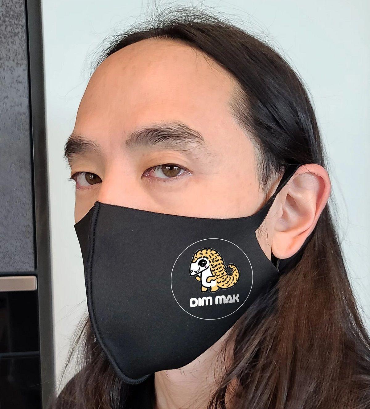 steve aoki masque dim mak