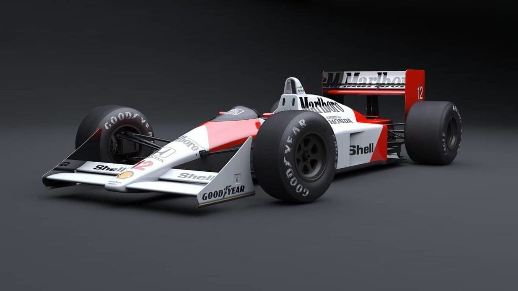 ayrton senna pilote le plus rapide de la F1