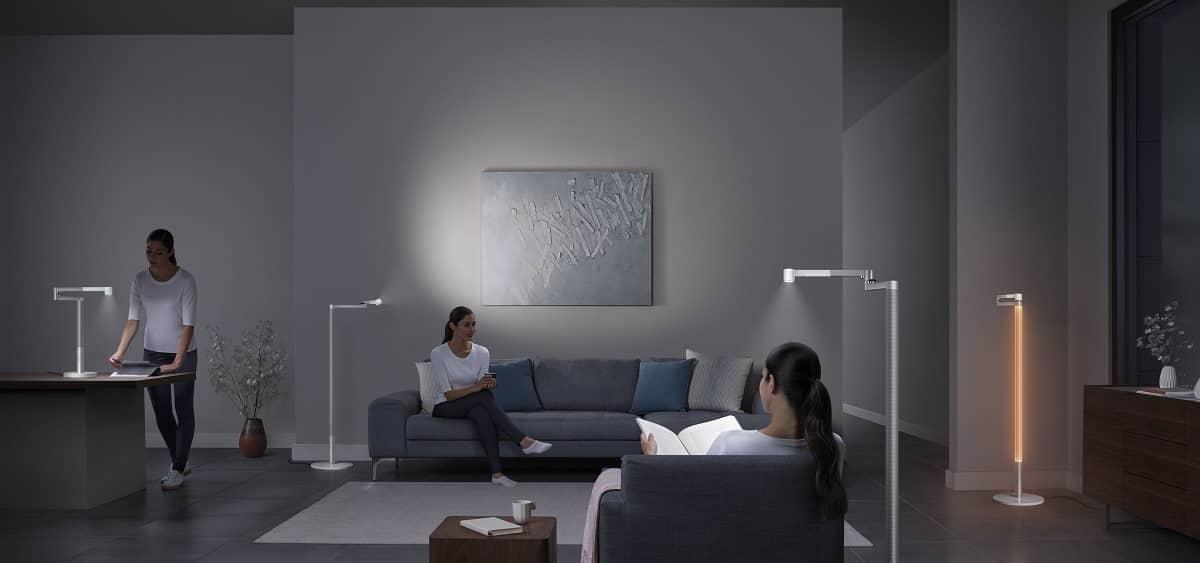 Lampadaire Dyson LightCycle Morph : mon avis sur cet investissement