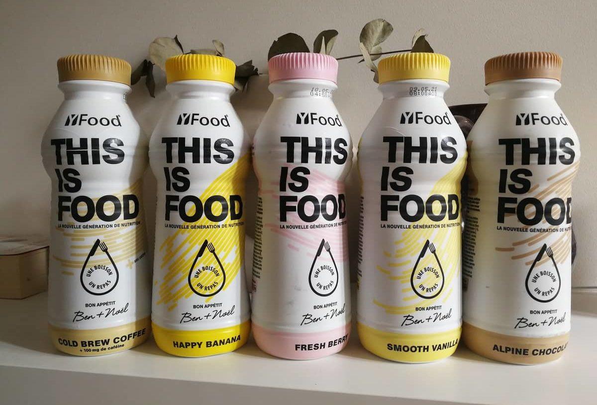 YFood : j'ai testé la révolution food – mon avis sur ce repas liquide