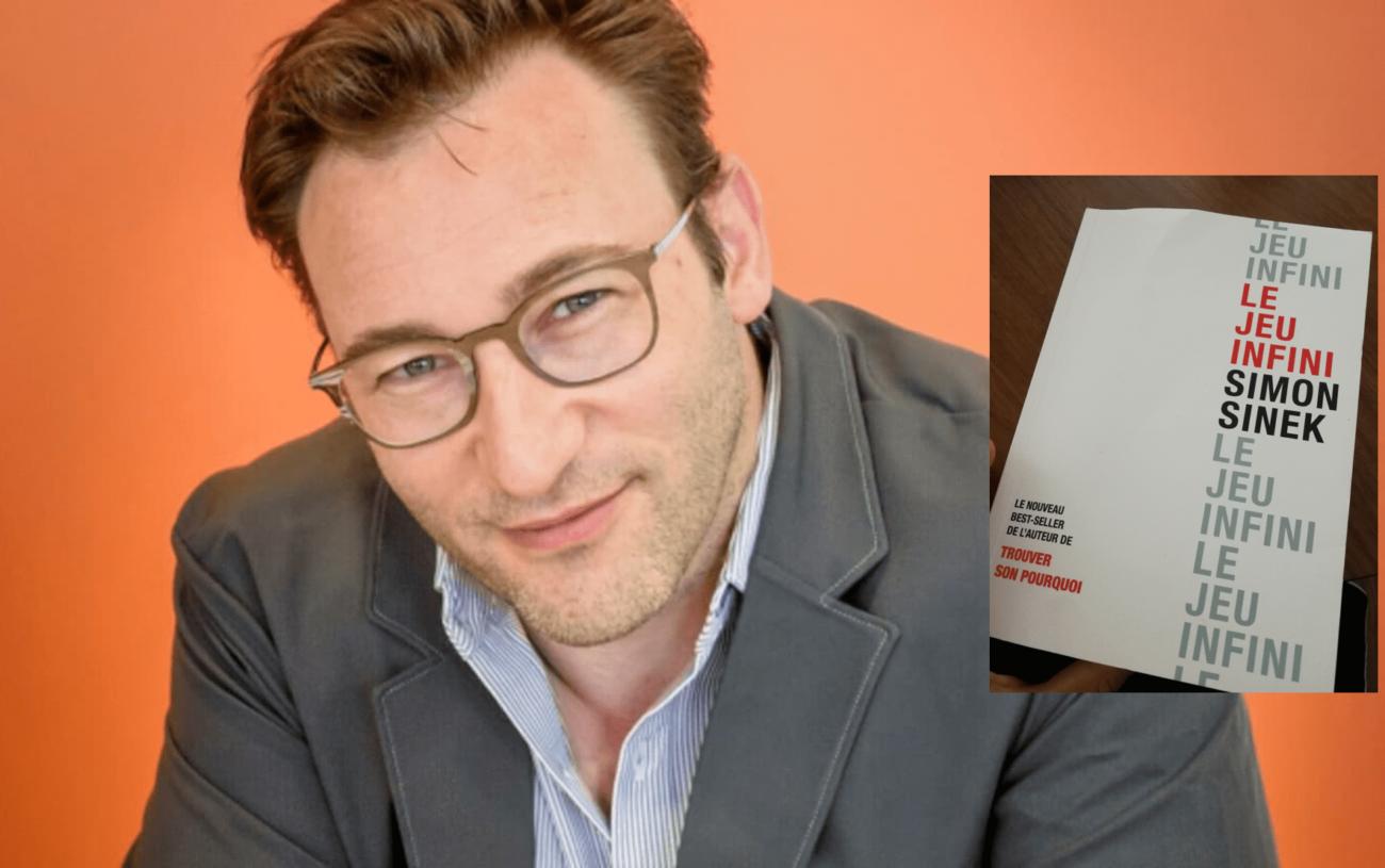 Le Jeu Infini de Simon Sinek : les 5 leçons-clefs du livre