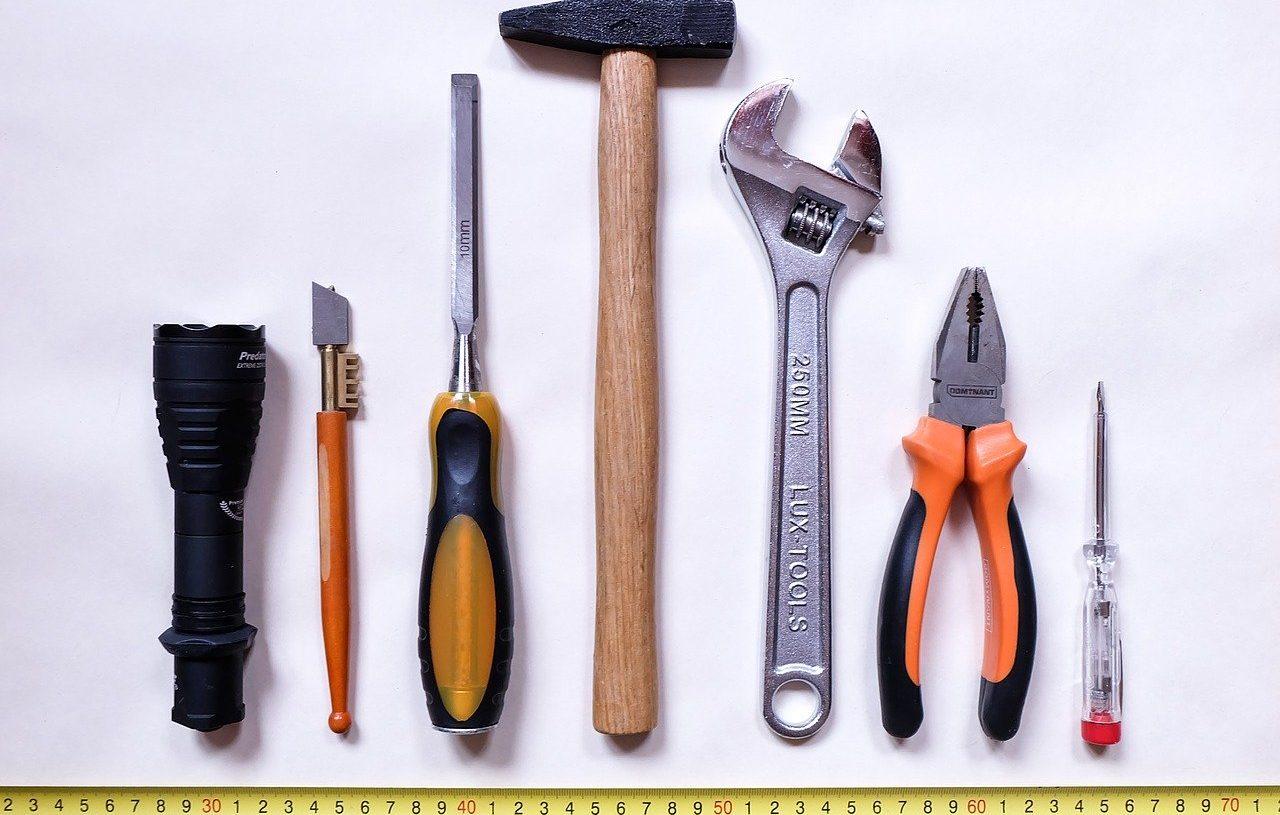 ma trousse à outils