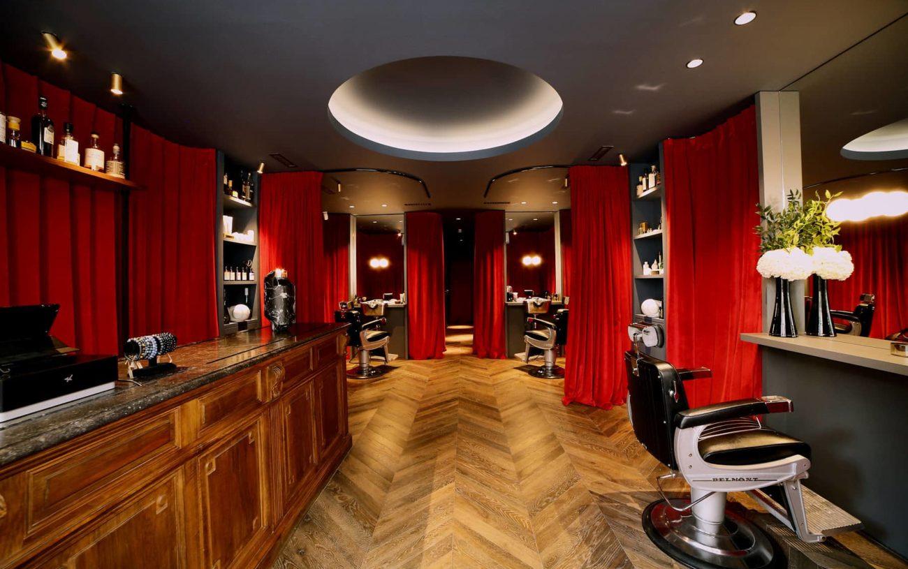 Mon avis sur le barbier des voyeurs, Paris VII