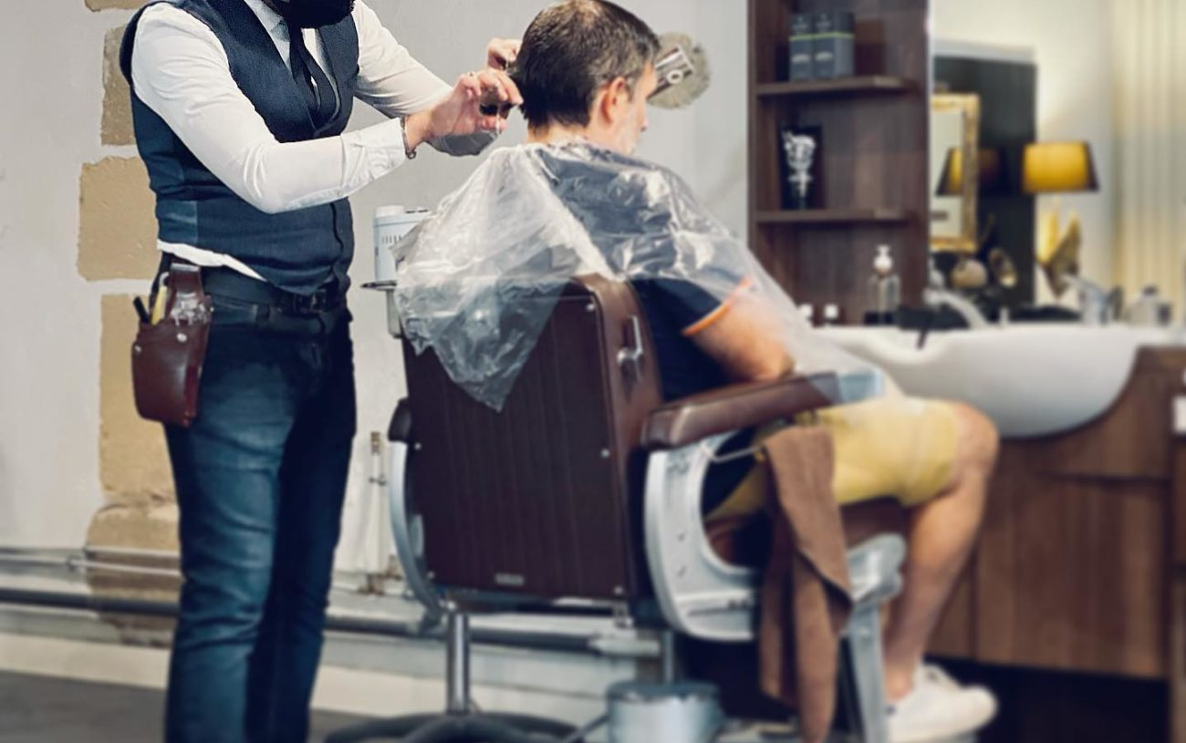 The best barber in Paris – le Marais : Le Bon Barbier