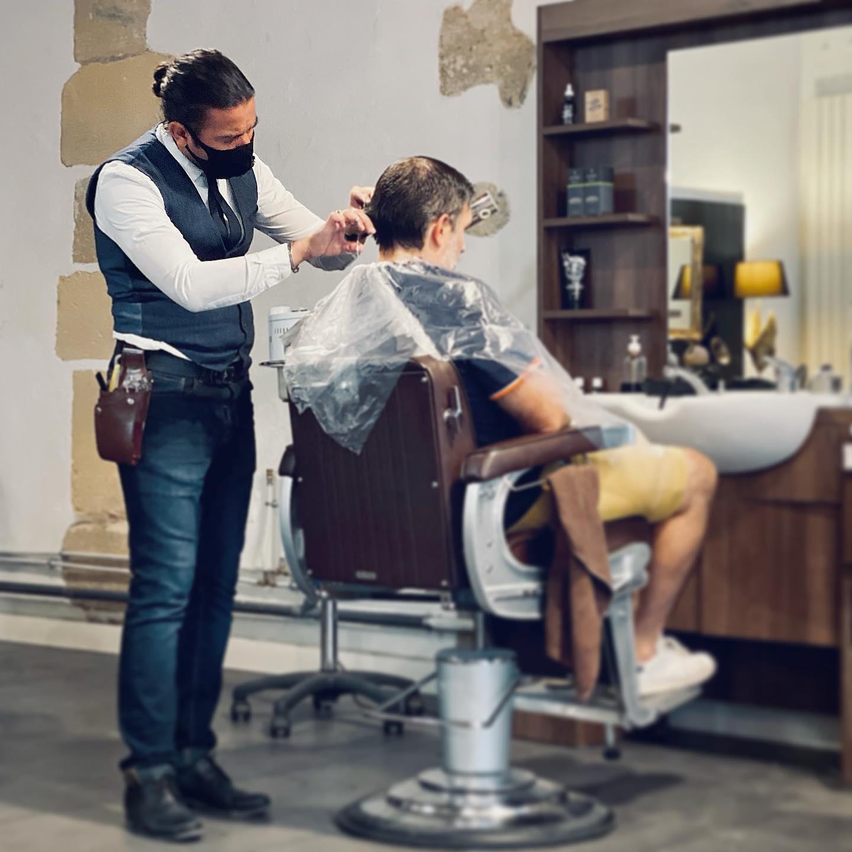 le bon barbier barbershop Paris