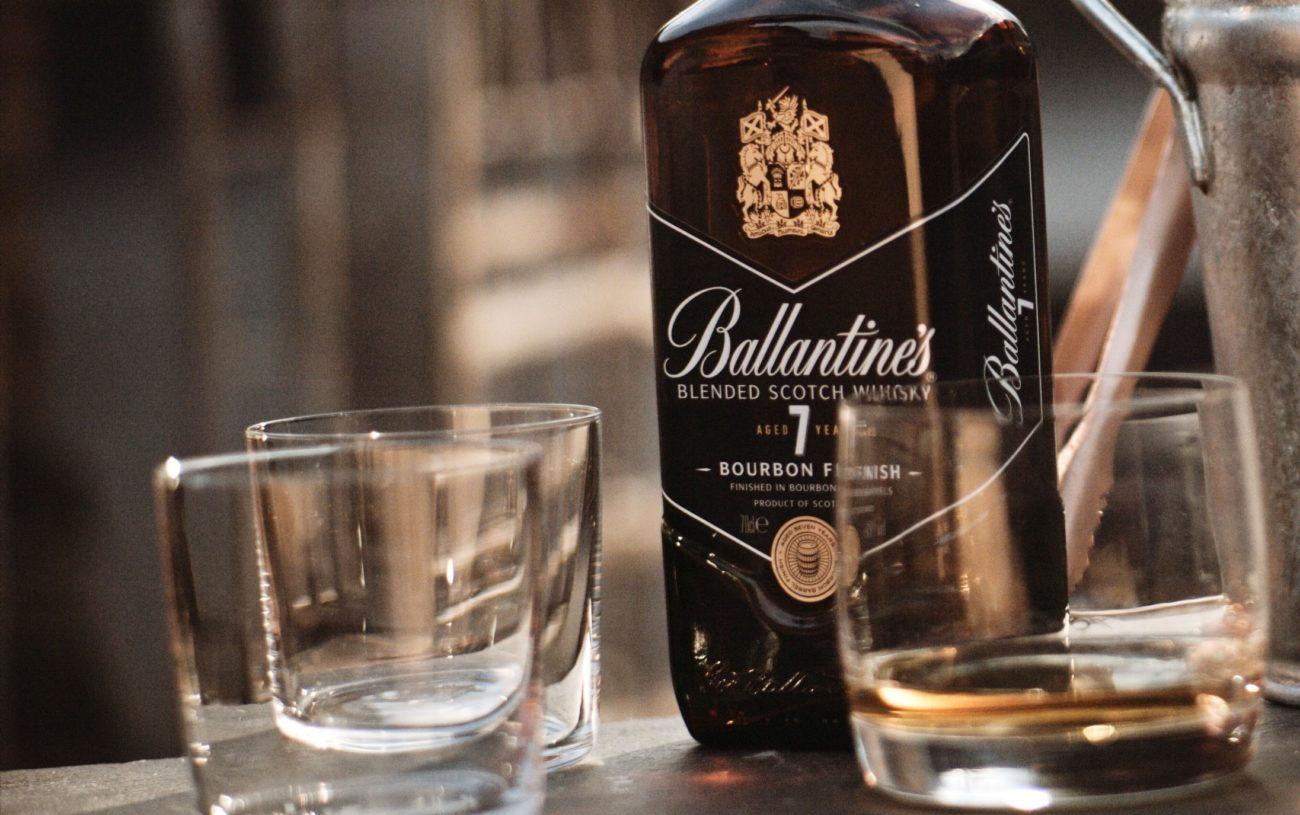 Ballantine's 7 ans Bourbon Finish : le cadeau de Noël de dernière minute ?