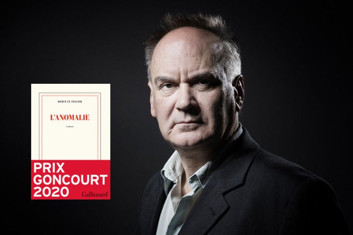 J'ai lu L'anomalie, le Goncourt 2020 de Le Tellier… et c'était trop bien !
